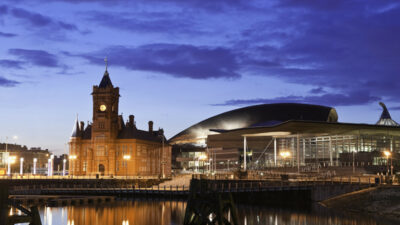 Join our events in Cardiff, UK